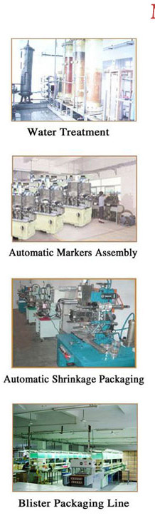 Marker Production Machine