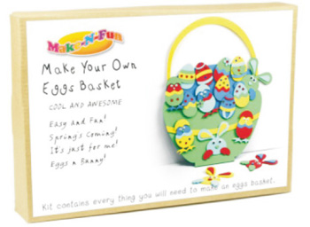 Make Your Own Eggs Basket