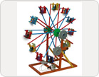 Make Your Own Ferris Wheel