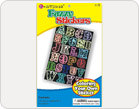 Fuzzy Stickers-ZR-Z00178