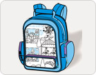 School Bag-CR-C0072